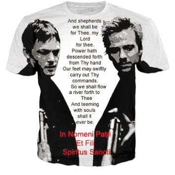 Boondocks Saints T-shirt