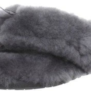 UGG Women's Fluff Flip Flop II Slip on Slipper  UGG slippers women