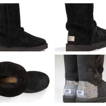 Custom UGG Boots made with Swarovski Carter Uggs Free: Shipping, Repair Kit, Cleaning