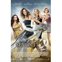 Sex and The City 2 27x40 Movie Poster (2010)