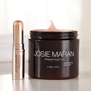 Josie Maran Argan Oil Glowing Skin Collection — QVC.com