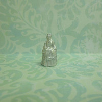 Dollhouse Miniature Tall Victorian Lady Figurine