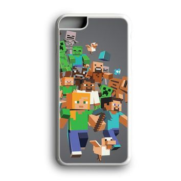 Awesome Black Friday Offer Minecraft Game Cartoon iPhone Case | Samsung Case
