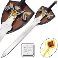 Zelda Twilight Princess Fantasy Video Game Sword