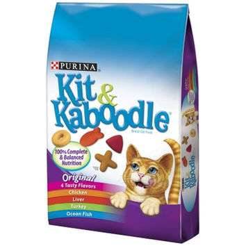 Purina Kit & Kaboodle - Original Cat Food