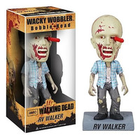 THE WALKING DEAD RV WALKER ZOMBIE BOBBLE