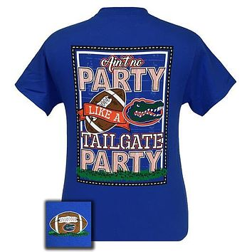 Florida Gators Ain't No Party Like a Tailgate Party T-Shirt