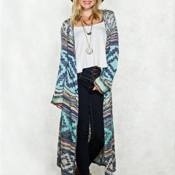 Eyeshadow Aztec Duster