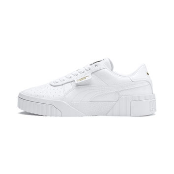 Cali Women's Sneakers | Puma White-Puma Black | PUMA Lows | PUMA United States