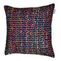 CHAIN FEATHER CUSHION 25X25