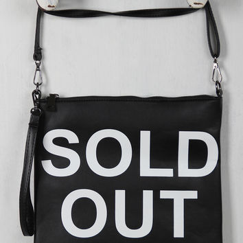 Sold Out Cross Body Clutch