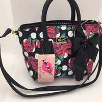 LUV BETSEY by Betsey Johnson  Convertible Crossbody Satchel