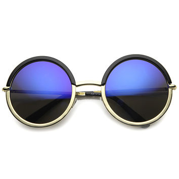 BETTER HALF MIRROR SUNGLASSES