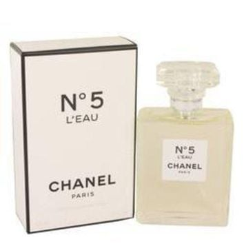 LMFMS9 Chanel No. 5 L'eau Eau De Toilette Spray By Chanel