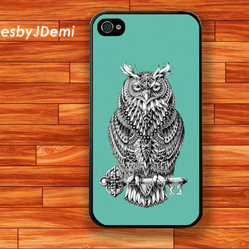Owl iPhone 4 /4S Case, strigiformes, iphone 5 /5C/ 5S Case, Samsung Galaxy S3/S4 Case, Samsung Galaxy Note2, Samsung Galaxy Note 3