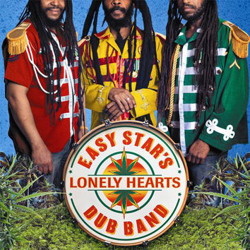 Easy Star All-Stars ‎– Easy Star's Lonely Hearts Dub Band LP