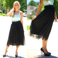 Never Tutu Late Skirt