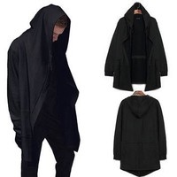 Suprem Hooded Black