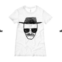 Heisenberg Womens TShirt | Breaking Bad Womens Shirt