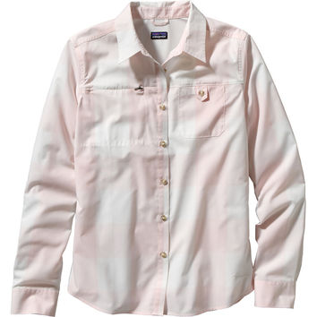 Patagonia Island Hopper Shirt - Long-Sleeve - Women's Largo: