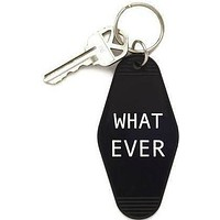 WHATEVER Keychain