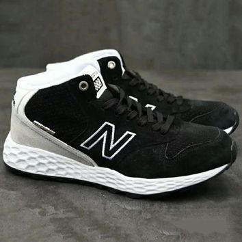 New Balance NB988 Fashion Casual Running Sport Sneakers Shoes Black G-XYXY-FTQ