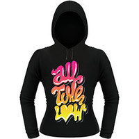 All Time Low  Goo Girls Jr  Long Sleeve Black Rockabilia