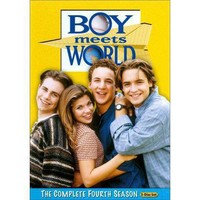 Boy Meets World: The Complete Fourth Season (3 Discs)
