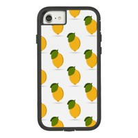 Fresh Fruit Citrus Lemons Case-Mate Tough Extreme iPhone 7 Case