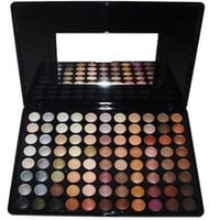 Hot Sale New Makeup Warm Pro 88 Full Color Eyeshadow Palette Eye Beauty Cosmetics Make up Set #1703 [8244011587]