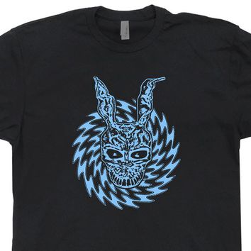 Donnie Darko T Shirt Vintage Movie T Shirts Donnie Darko Rabbit Shirt