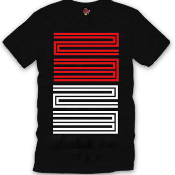 The Fresh I Am Clothing 2323 Bred 11 Low's Tee