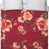 Floral Bed Spread