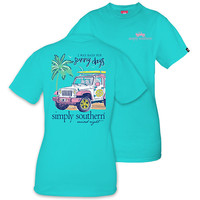 "Simply Southern ""Sunny"" Short Sleeve Tee"