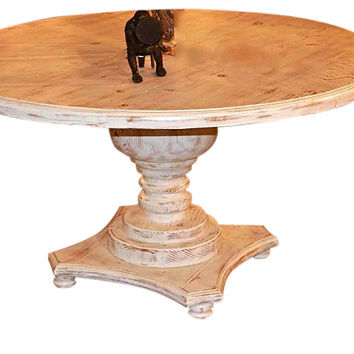 Laguna Dining Table in Reclaimed Wood