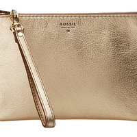 Fossil Giftable Small Wristlet Pouch