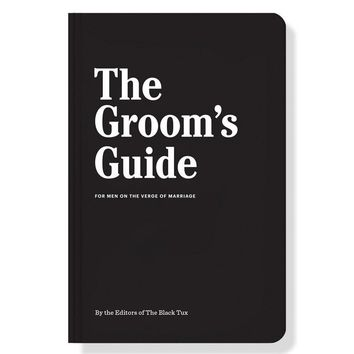 'The Groom's Guide' Book