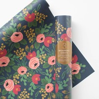 Rosa Wrapping Sheets by RIFLE PAPER Co. | Made in USA