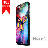 Ofwgkta Of Odd Future Doughnut In Galaxy Nebula US iPhone 6 Case