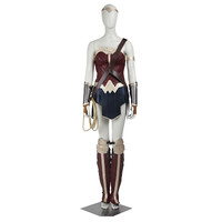 Dawn of Justice Wonder Woman For Adult Cosplay Costume