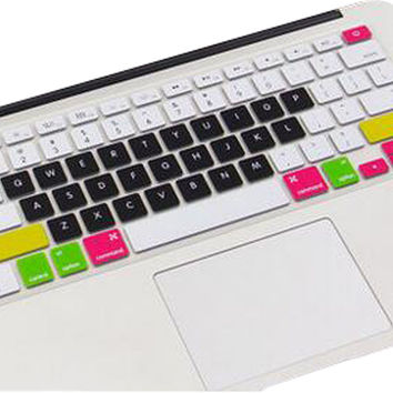 Keyboard Decal Macbook Keyboard Stickers Skin Logos Cover B