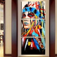 3 Panel Modern Decorative Picture Modern Picture Wall Pictures For living room Painting on the wall Cuadros Decoracion