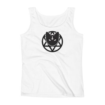 Mr Paws evil twin brother Tank top