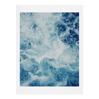 Leah Flores Sea Art Print