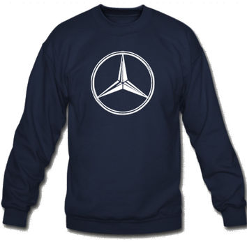 mercedes benz crew neck sweatshirt from teee shop clothes