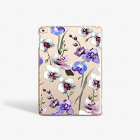 Floral iPad Air Case iPad Air 2 Hard Case iPad Mini 2 Cover iPad Mini Cover iPad Mini 4 Case iPad Mini Cover Clear iPad Air Hard Case Floral