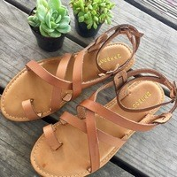 The Coastline sandal from PeaceLove&Jewels