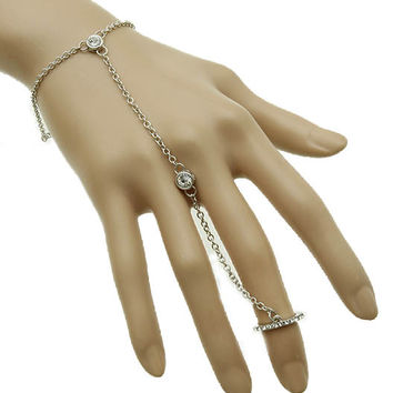 Ring and Hand Chain