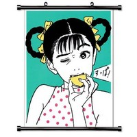 "Hisashi Eguchi Anime Fabric Wall Scroll Poster (32""x 42"") Inches"
