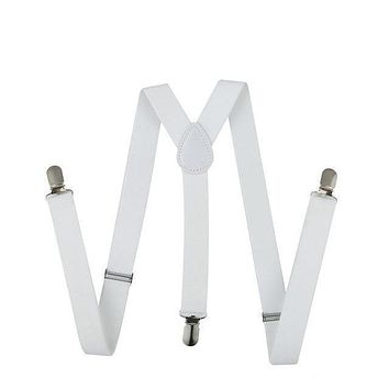 Men's Formal Collection Suspenders - 17 Colors